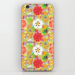 4160 Tuesdays Rainbow Botanicals iPhone Skin