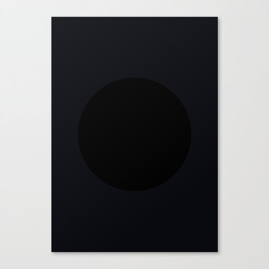 Billiard - Balls Serie Canvas Print