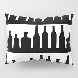 Classic Bottles Pillow Sham