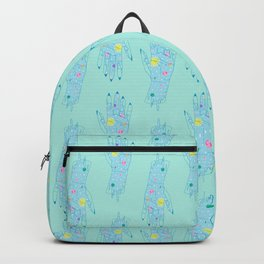 Higher - Illustration Backpack