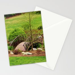 Small Arched Bridge Stationery Cards