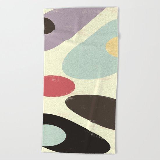 Fluid III Beach Towel
