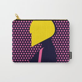 Hairdo Composition V Carry-All Pouch
