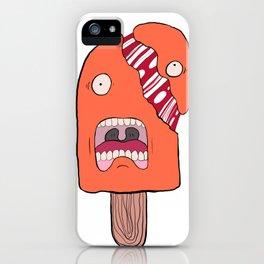 I Scream iPhone Case