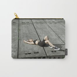 Concrete Jungle Carry-All Pouch