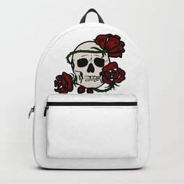 Skull & Roses Backpack