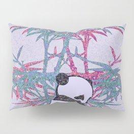 Sad Panda (paper cut) Pillow Sham
