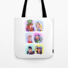 Mad T Party Band Tote Bag