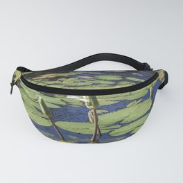 Lily Pond Fanny Pack