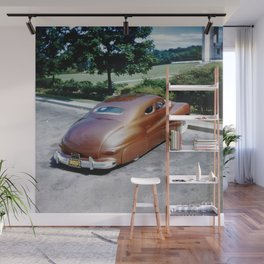 Jack Stewart '41 Coupe Wall Wall Mural