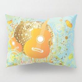 Tropical disco Pillow Sham