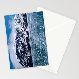 Frozen Ambitions  Stationery Cards