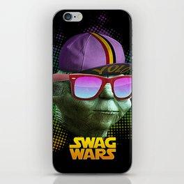 Yoda Swag iPhone Skin
