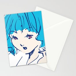 SHANNON GOT A NEW HAIR STYLE Stationery Cards