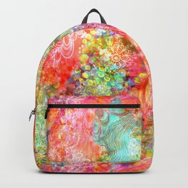 Fairy Forest Doodle Backpack
