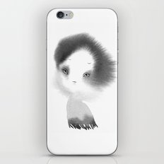 little gost iPhone & iPod Skin