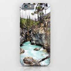 Marble Falls Alberta Canada iPhone 6s Slim Case