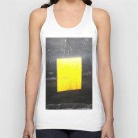 square Tank Tops featuring SQUARE by Manuel Estrela 113 Art Miami