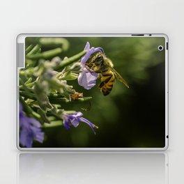 Bee at work Laptop & iPad Skin