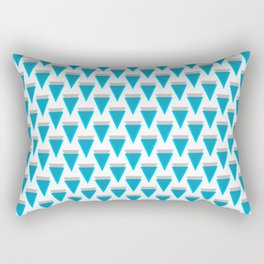 Verge - Crypto Fashion Art (Small) Rectangular Pillow