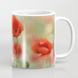 Dream poppies. Wonderful spring Coffee Mug