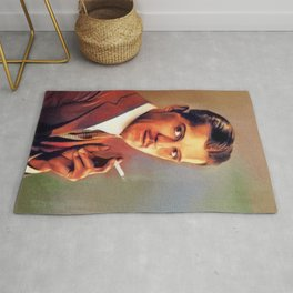 Boris Karloff, Actor Rug