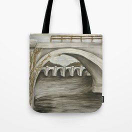 Harrisburg Bridge Tote Bag