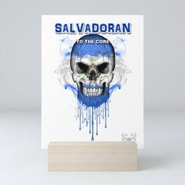 To The Core Collection: El Salvador Mini Art Print