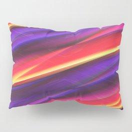 Pattern colorgradient purple Pillow Sham