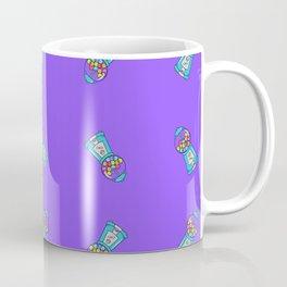 Happy Nostalgic Gum Ball Machine Coffee Mug