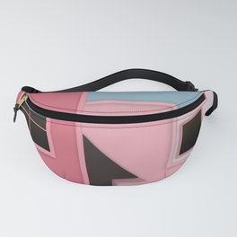 Turning Pink Fanny Pack
