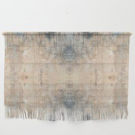 Glitch Vintage Rug Abstract Wall Hanging