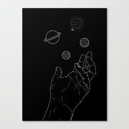 Gravitas Canvas Print