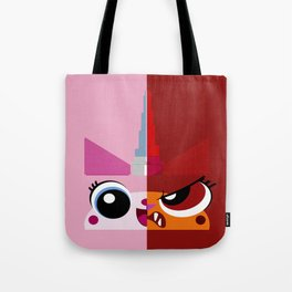 Dual Unikitty Tote Bag