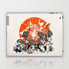 We'll help you rise again Laptop & iPad Skin