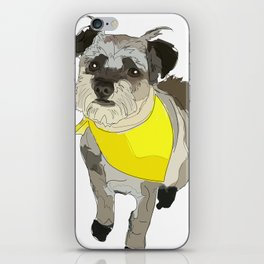 Thor the Rescue Dog iPhone Skin