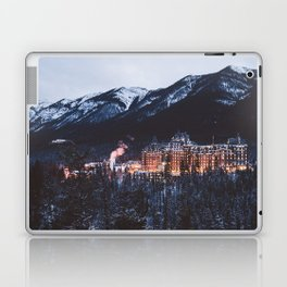 Banff Springs Hotel II Laptop & iPad Skin