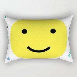emotion Rectangular Pillow