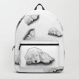 Sleeping Puppy Backpack
