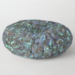 Abalone Shell   Paua Shell   Natural Floor Pillow