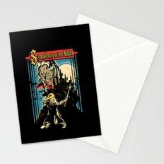 Symphony of the night Stationery Cards