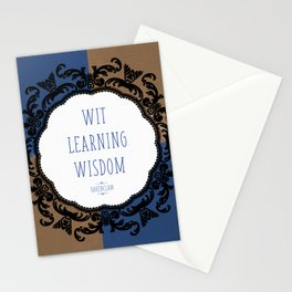 Ravenclaw Pride Stationery Cards