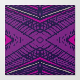 Spring collection - orchid - abstract Canvas Print