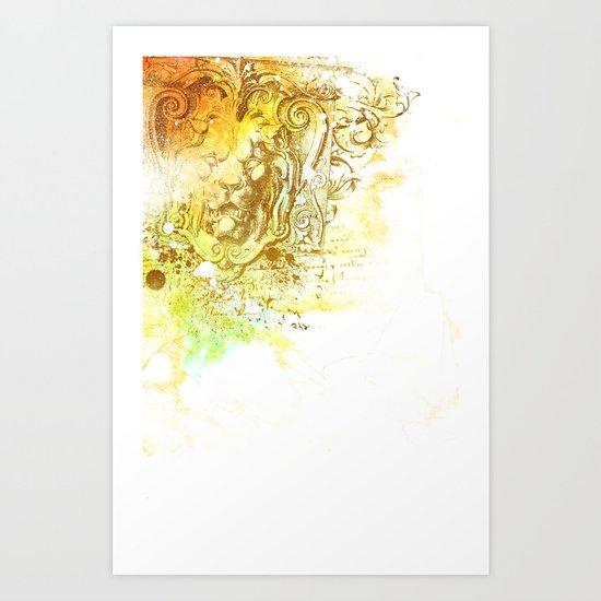 Our Last Days Art Print