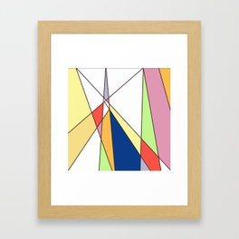 NEwt ee1 Framed Art Print