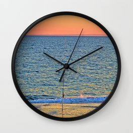 Line In Wall Clock