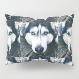 Jack Mask Pillow Sham