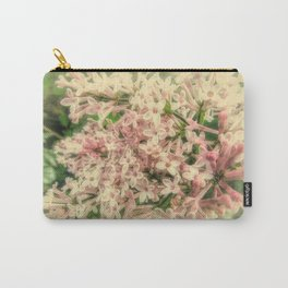 Spring Lilac A425 Carry-All Pouch