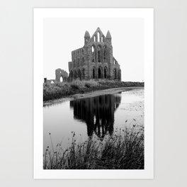 Whitby  Art Print