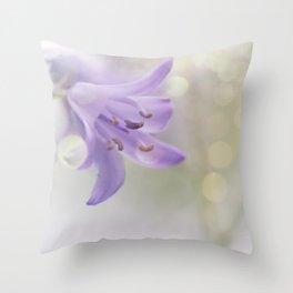 Isn't she lovely.... isn't she wonderful... Throw Pillow